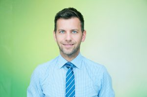 Dennis Weilmann - Dezernent für Wirtschaft Digitales und Kultur
